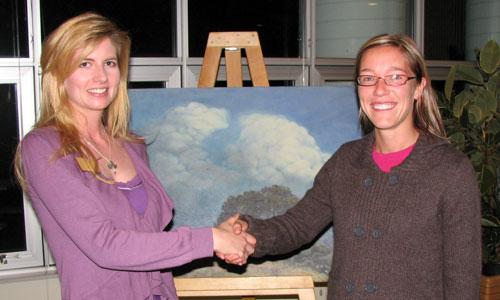 GOERT-Parks Canada funding handshake